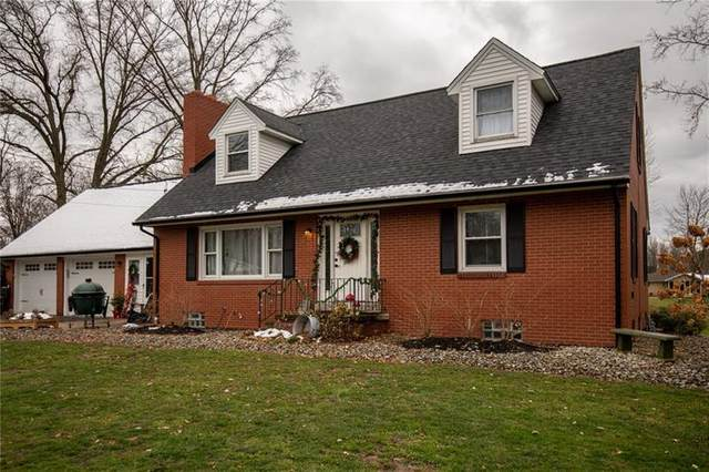 3320 Rosemary Ln, Hermitage, PA 16148 (MLS #1479212) :: Broadview Realty