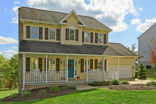 114 Marco Dr, Rostraver, PA 15012 (MLS #1479637) :: Broadview Realty