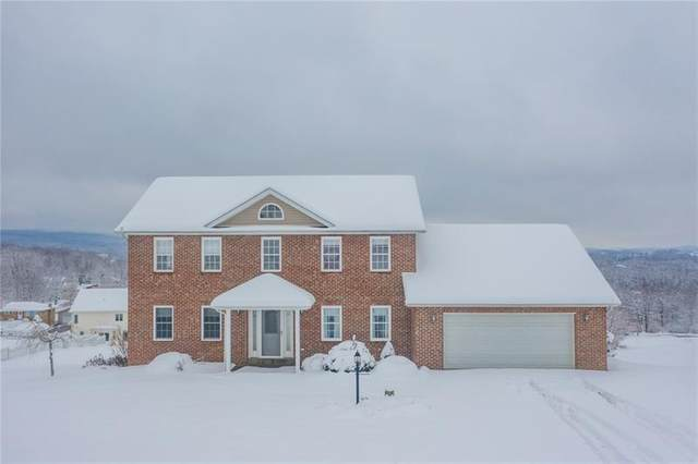 807 Plateau Ct, Derry Twp, PA 15627 (MLS #1480286) :: Broadview Realty