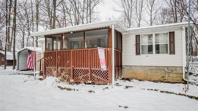 311 Connoquenessing Dr, Evans City Boro, PA 16033 (MLS #1480432) :: Dave Tumpa Team