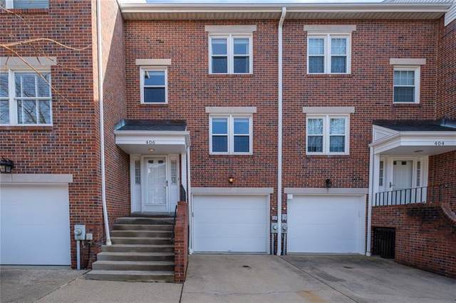 406 Virginia Avenue #406, Aspinwall, PA 15215 (MLS #1480555) :: The SAYHAY Team