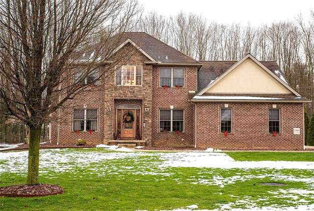 1984 Pierce Bluffs Drive, Hermitage, PA 16148 (MLS #1480599) :: Dave Tumpa Team