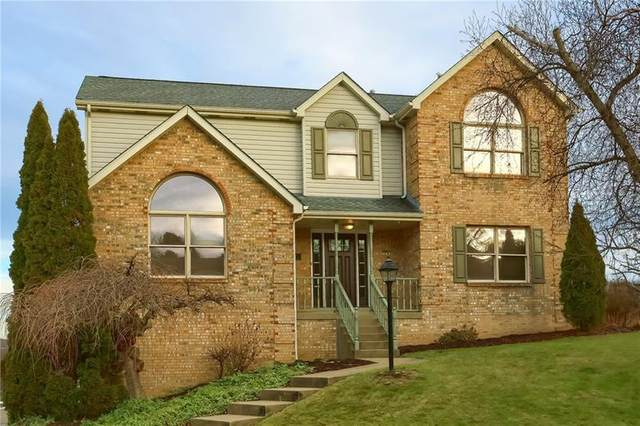 202 Farmview Court, Cranberry Twp, PA 16066 (MLS #1480689) :: Broadview Realty