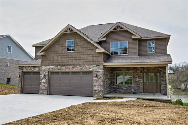 500 Saddlewood Drive #1, Peters Twp, PA 15367 (MLS #1480756) :: Broadview Realty