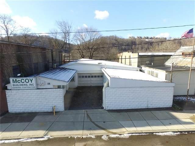 22 Chadwick St, Sewickley, PA 15143 (MLS #1480841) :: Broadview Realty