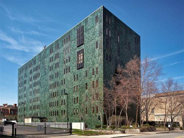 540 N Neville St #706, Oakland, PA 15213 (MLS #1480960) :: The SAYHAY Team