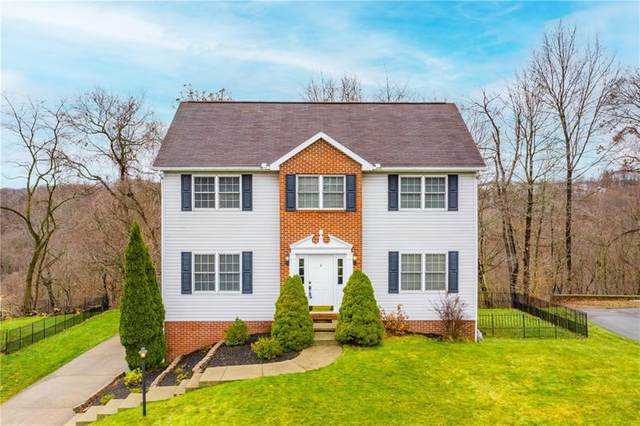 1212 Crescent Blvd Ext., Moon/Crescent Twp, PA 15046 (MLS #1481042) :: The SAYHAY Team