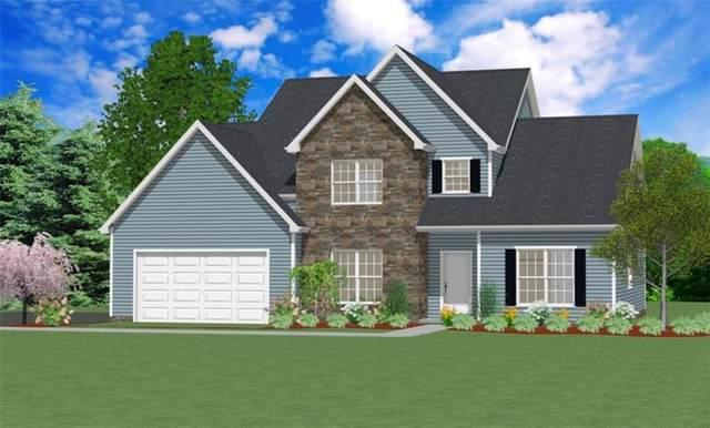 310 Vidalia Drive (Lot 503), Lancaster Twp, PA 16037 (MLS #1481106) :: Dave Tumpa Team