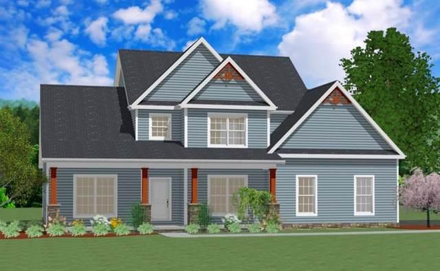 306 Vidalia Drive (Lot 505), Lancaster Twp, PA 16037 (MLS #1481108) :: Dave Tumpa Team