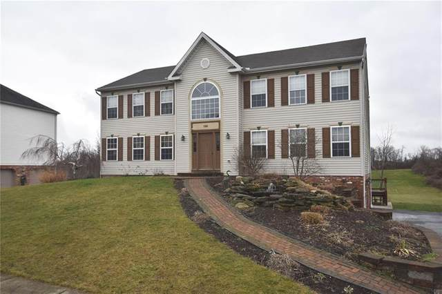 128 Maclaine Drive, Collier Twp, PA 15106 (MLS #1481263) :: Broadview Realty