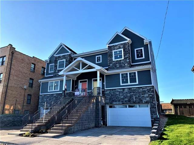 2708 Broadway Ave, Dormont, PA 15216 (MLS #1481285) :: Broadview Realty