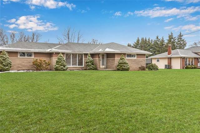 1610 Old Brodhead Rd, Center Twp - Bea, PA 15061 (MLS #1481309) :: Broadview Realty
