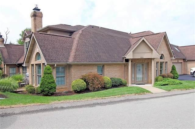 320 Village Green, Peters Twp, PA 15317 (MLS #1481322) :: Dave Tumpa Team