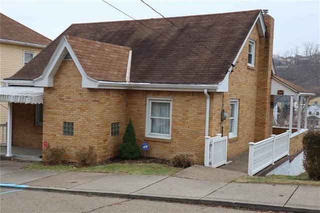 717 Logan Street, Carnegie, PA 15106 (MLS #1481362) :: Dave Tumpa Team