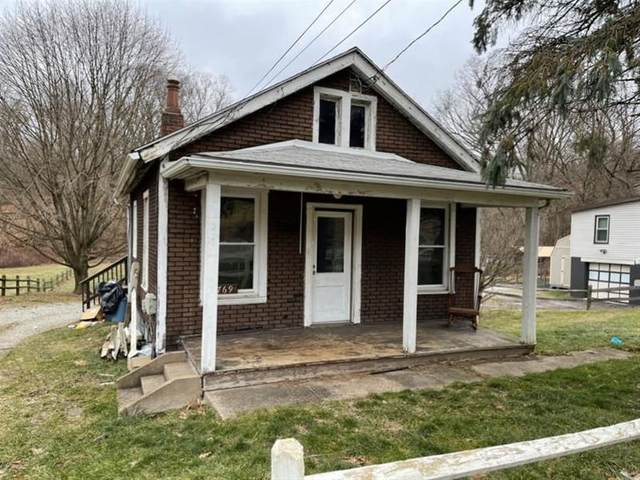 769 Patton Street Ext, Monroeville, PA 15146 (MLS #1481697) :: Dave Tumpa Team