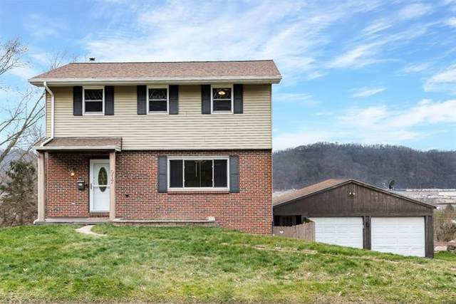 917 5th St, Baden, PA 15005 (MLS #1481763) :: The Dallas-Fincham Team