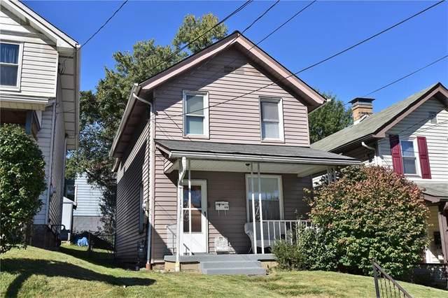 816 Ferree St, Coraopolis, PA 15108 (MLS #1481849) :: Dave Tumpa Team