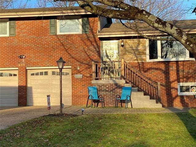 377 Maize Drive, Pleasant Hills, PA 15236 (MLS #1481928) :: Broadview Realty