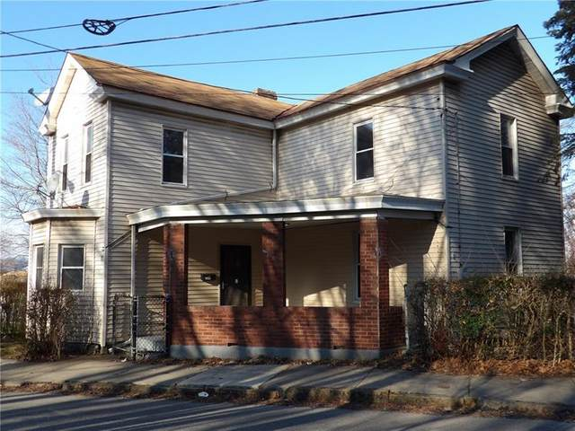 1311 Sarah St, Homestead, PA 15120 (MLS #1481980) :: Dave Tumpa Team