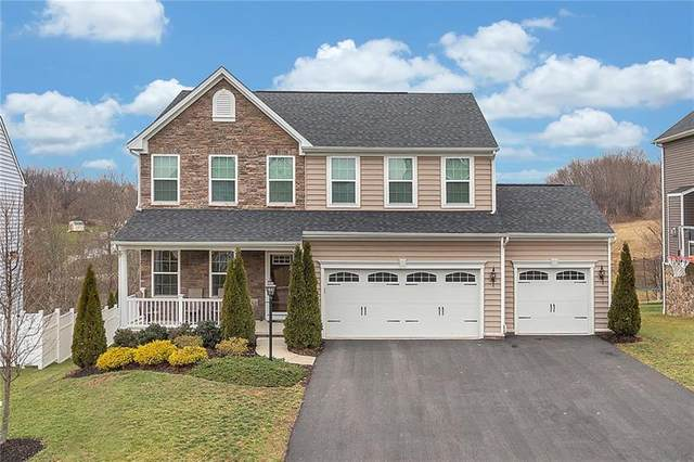 1045 Oakbrooke Dr, Cecil, PA 15317 (MLS #1482028) :: Broadview Realty