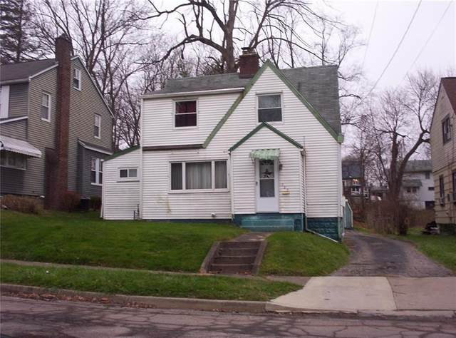 325 S Myers Avenue, Sharon, PA 16146 (MLS #1482263) :: Dave Tumpa Team