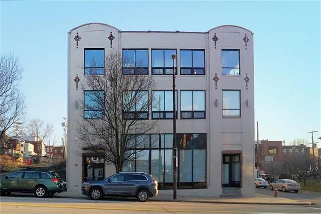 3644 Penn Avenue #301, Lawrenceville, PA 15201 (MLS #1482310) :: Dave Tumpa Team