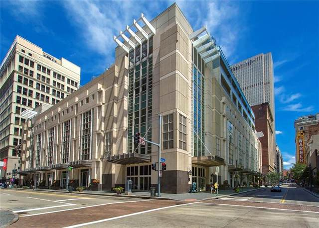 301 5th Avenue #619, Downtown Pgh, PA 15222 (MLS #1482369) :: Dave Tumpa Team