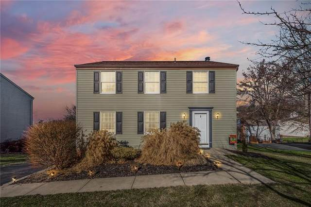 1292 Manor Dr, Upper St. Clair, PA 15241 (MLS #1482426) :: Dave Tumpa Team