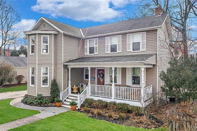 720 Beaver St, Sewickley, PA 15143 (MLS #1482447) :: Broadview Realty