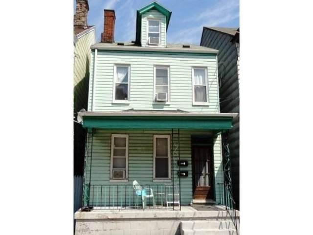 4211 Milgate St, Bloomfield, PA 15224 (MLS #1482592) :: Broadview Realty
