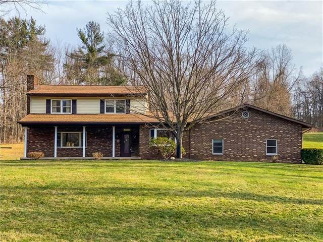672 Engle Road Ext, Ohioville, PA 15052 (MLS #1482645) :: Dave Tumpa Team