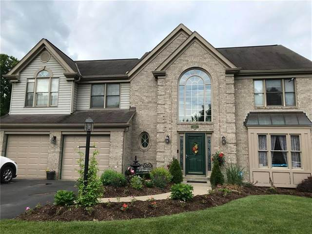5789 Happy Hills Dr, Bethel Park, PA 15102 (MLS #1482649) :: Broadview Realty