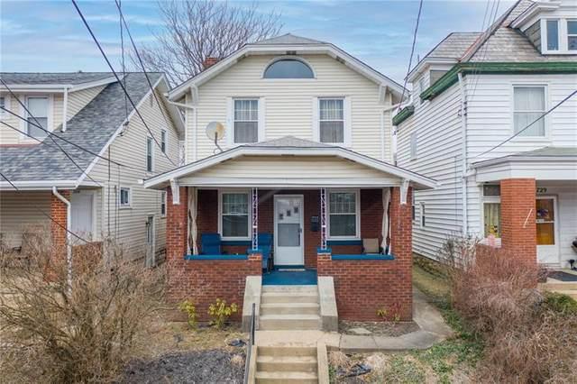 727 Fordham Avenue, Brookline, PA 15226 (MLS #1482684) :: Broadview Realty