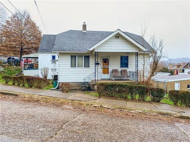 899 Pine St, Ambridge, PA 15003 (MLS #1482817) :: The SAYHAY Team