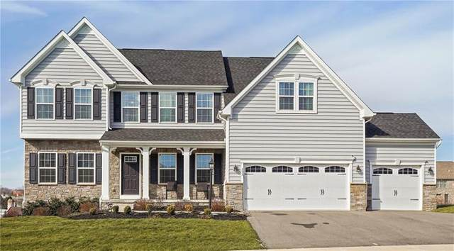 355 Park Edge Dr, Findlay Twp, PA 15026 (MLS #1482982) :: Dave Tumpa Team