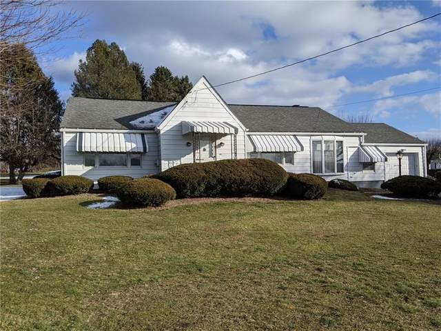 1598 Mount Pleasant Connellsville Road, East Huntingdon, PA 15666 (MLS #1482993) :: The SAYHAY Team