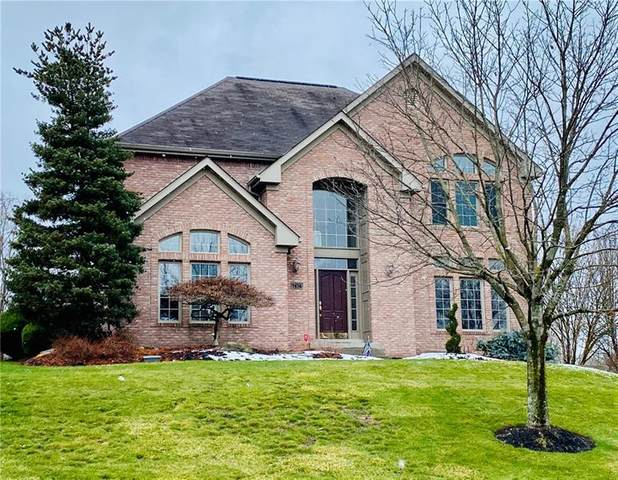 1414 Council Pl., Jefferson Hills, PA 15025 (MLS #1483023) :: The SAYHAY Team