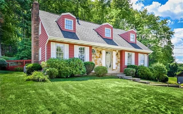 105 Windgate Drive, Marshall, PA 15090 (MLS #1483072) :: Broadview Realty