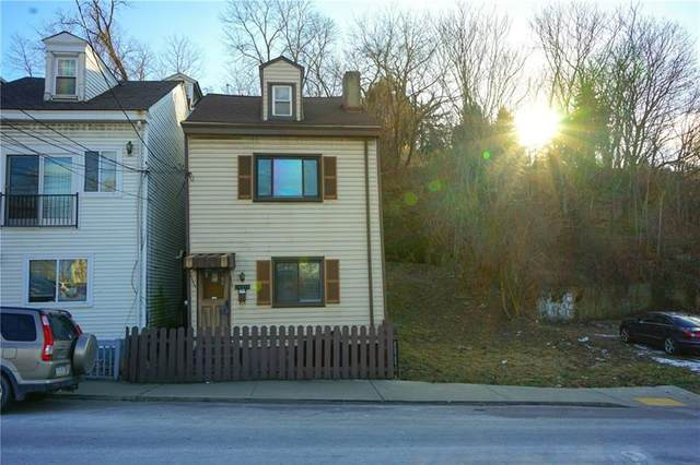 2512 Josephine St, South Side, PA 15203 (MLS #1483163) :: Broadview Realty