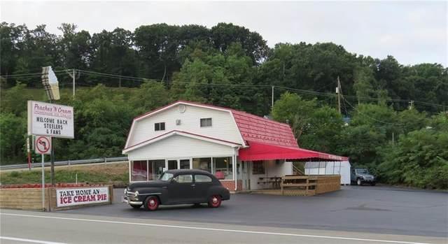 5032 Route 30, Hempfield Twp - Wml, PA 15601 (MLS #1483220) :: Dave Tumpa Team