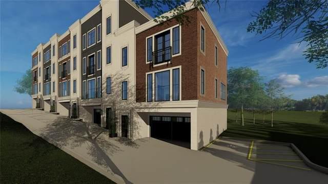 5135 5th Avenue E, Shadyside, PA 15232 (MLS #1483235) :: Dave Tumpa Team