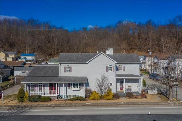 202 Cleveland St, Elco, PA 15434 (MLS #1483251) :: Dave Tumpa Team