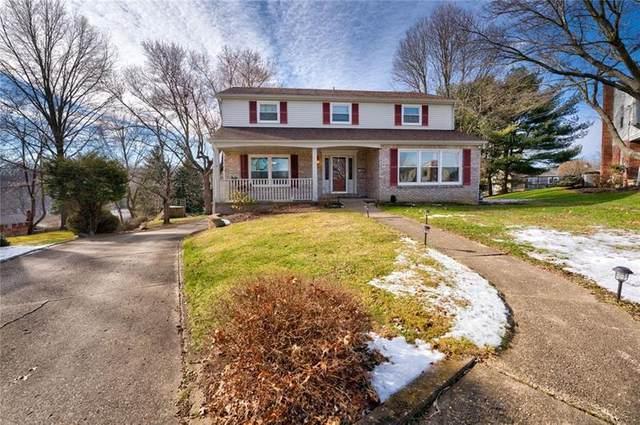 44 Setter Pl, Bethel Park, PA 15102 (MLS #1483287) :: Broadview Realty