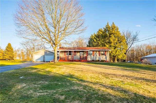 1865 Barclay Hill Rd, Industry, PA 15009 (MLS #1483350) :: Hanlon-Malush Team