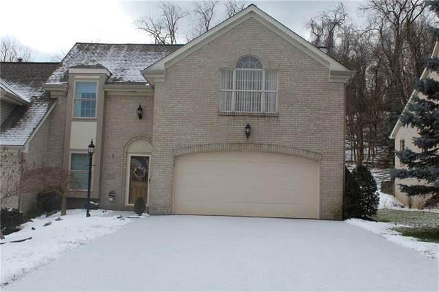 305 Parkview Drive, Pleasant Hills, PA 15236 (MLS #1483352) :: Dave Tumpa Team