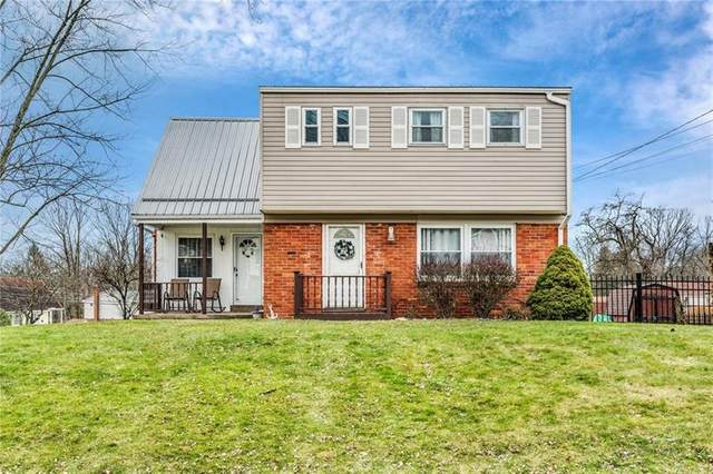 1521 Fernledge Dr, Shaler, PA 15101 (MLS #1483355) :: The SAYHAY Team