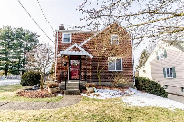 4662 Cook Ave, Whitehall, PA 15236 (MLS #1483376) :: Dave Tumpa Team