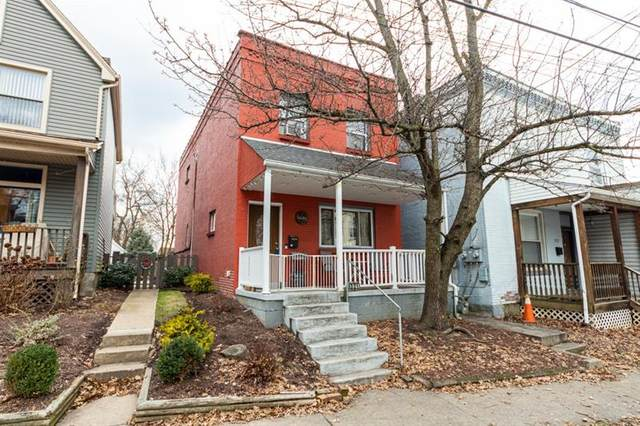 321 Coal Street, Edgewood, PA 15221 (MLS #1483407) :: Dave Tumpa Team