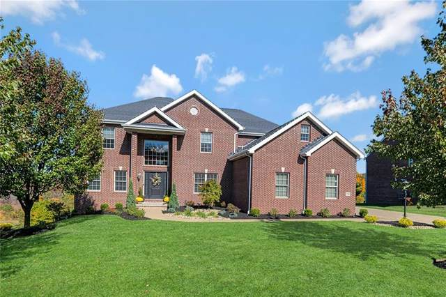 710 Valleyview Dr, Robinson Twp - Nwa, PA 15108 (MLS #1483438) :: Dave Tumpa Team
