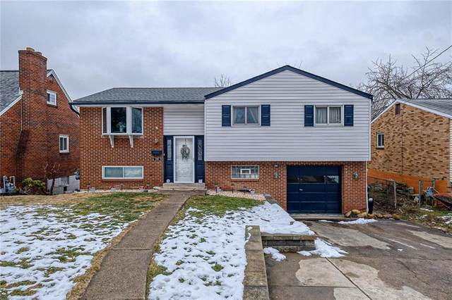 735 Riehl Dr, Castle Shannon, PA 15234 (MLS #1483454) :: Dave Tumpa Team